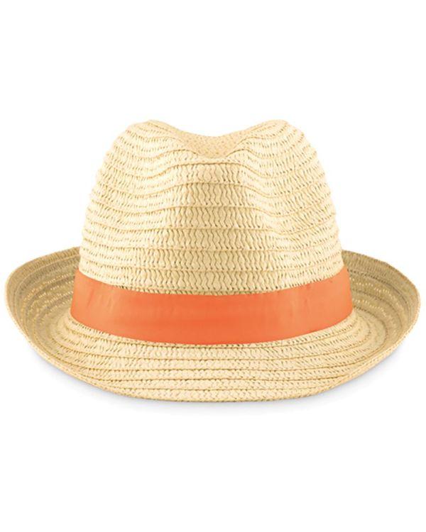 Boogie Paper Straw Hat