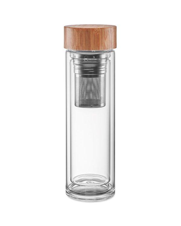 Batumi Glass Double Wall Glass Bottle