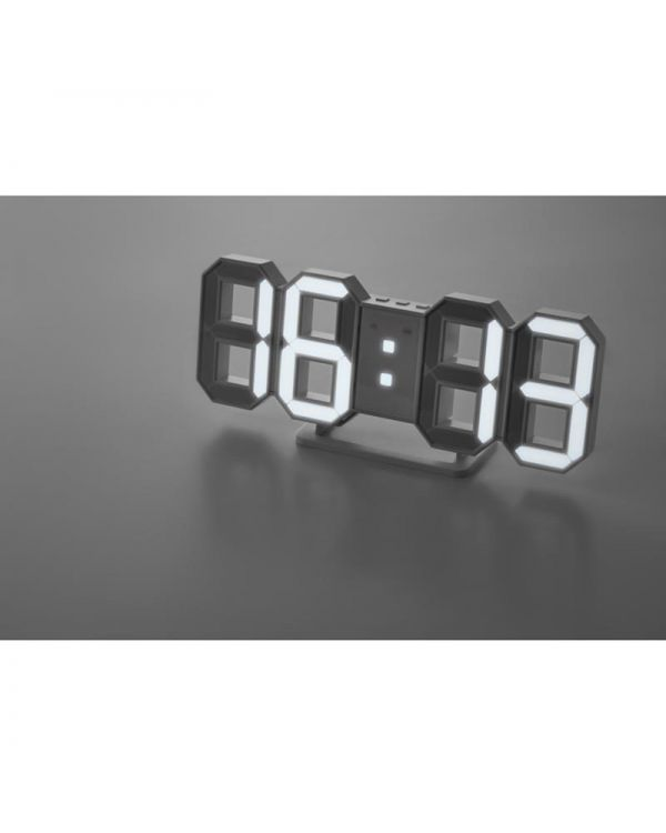 Countdown LED Clock With AC Adapter