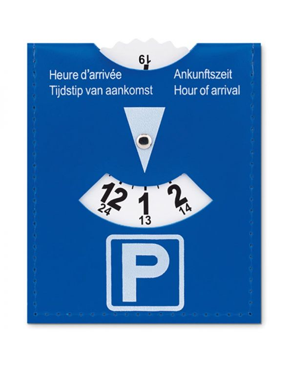 Parkcard Parking Card In PVC