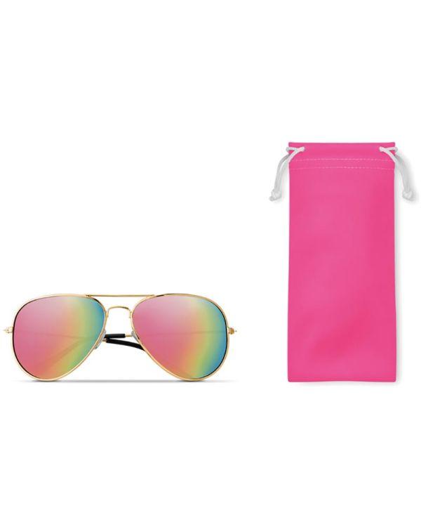Malibu Sunglasses In Microfiber Pouch