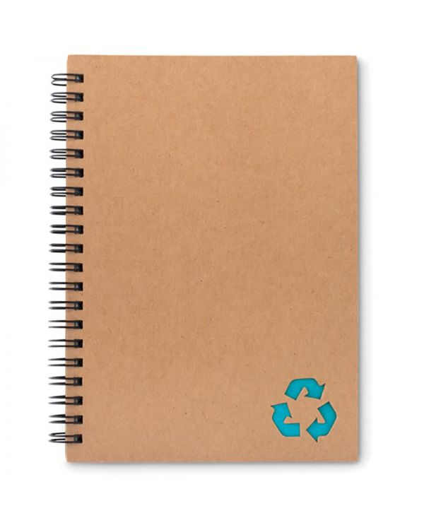 Piedra 70 Lined Sheet Ring Notebook