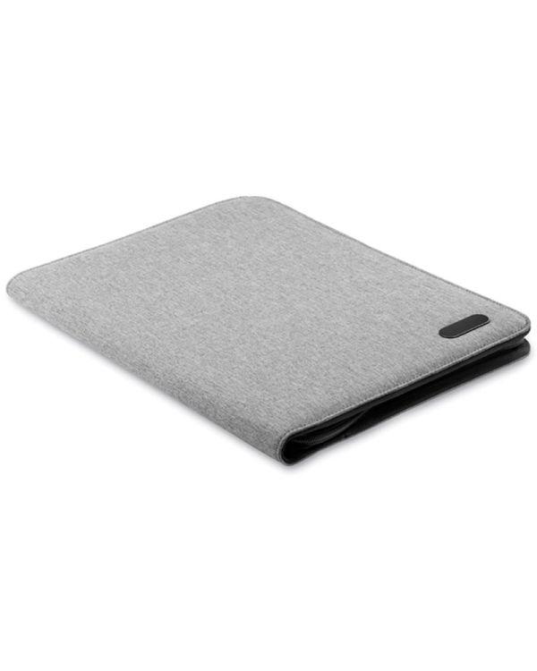 Notes Folder A4 Zip Portfolio In Polyester