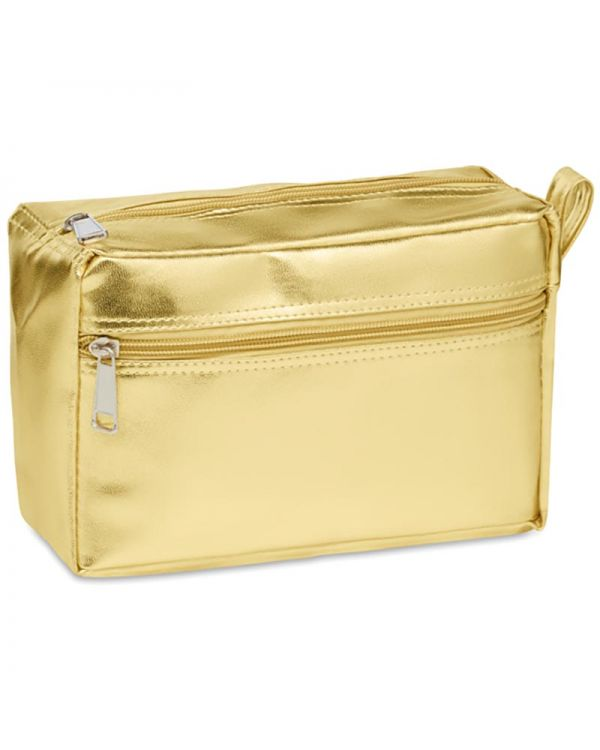 Silene Cosmetic Bag In Shiny PVC