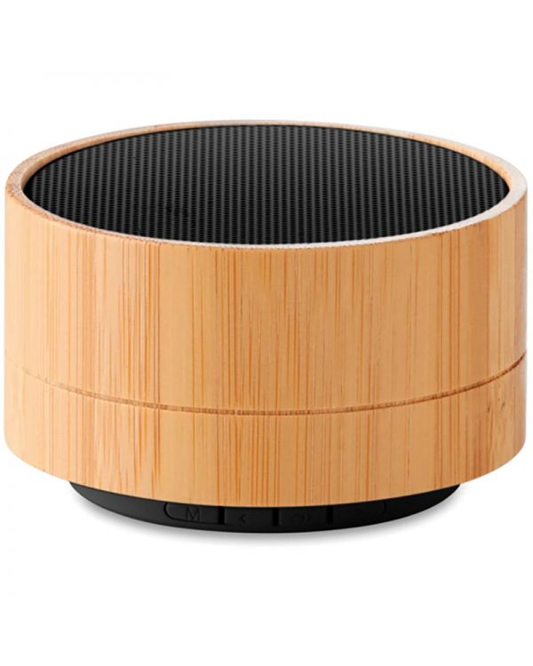 Sound Bamboo 3W Bamboo Wireless Speaker