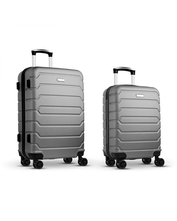 "Minsk Trolley Set 20""And 24""In ABS"