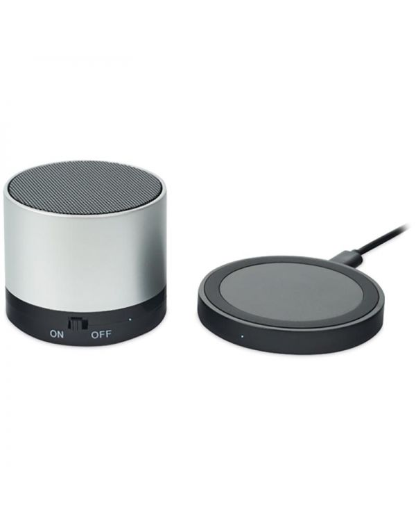 Round Less Wireless Chargeable Bt Speaker