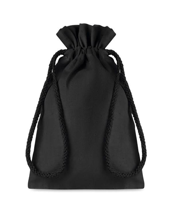 Taske Small Cotton Draw Cord Bag