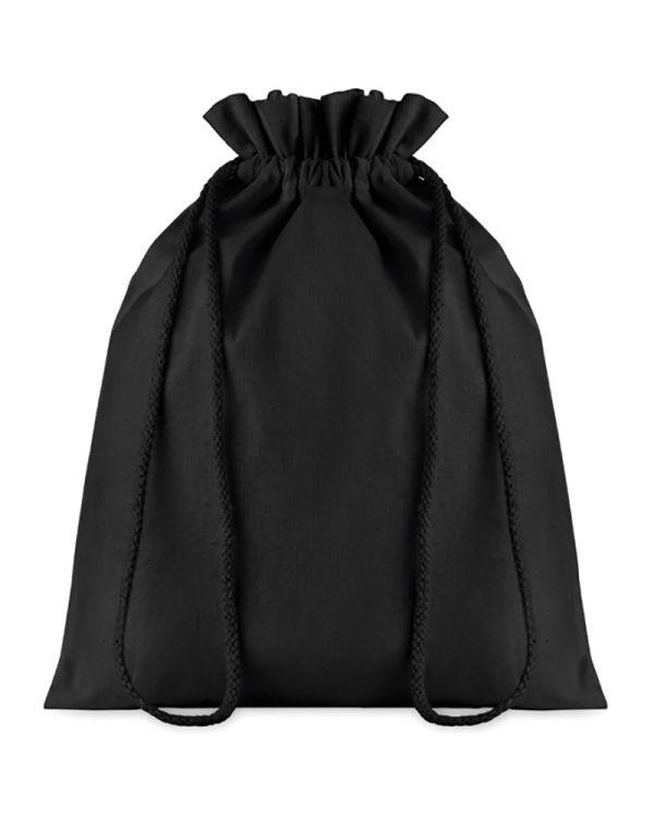 Taske Medium Cotton Draw Cord Bag