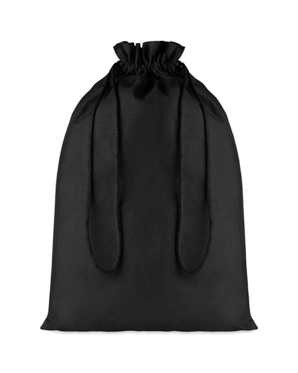 Taske Large Cotton Draw Cord Bag