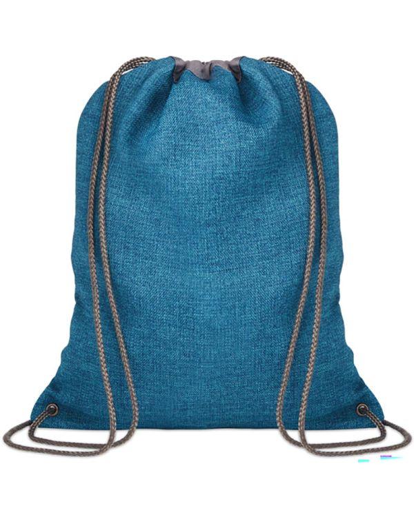 Tocayo 1200D Heathered Drawstring Bag