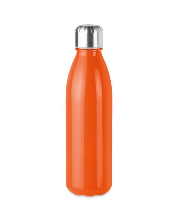 Aspen Glass Drinking Bottle 650ml