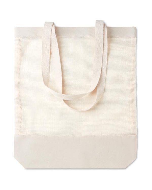 Mesh Bag Mesh Cotton Shopping Bag