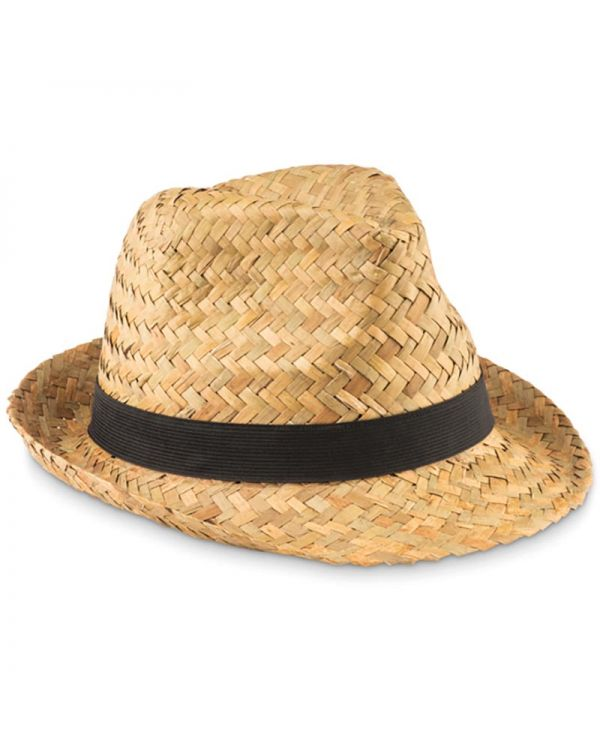 Montevideo Natural Straw Hat