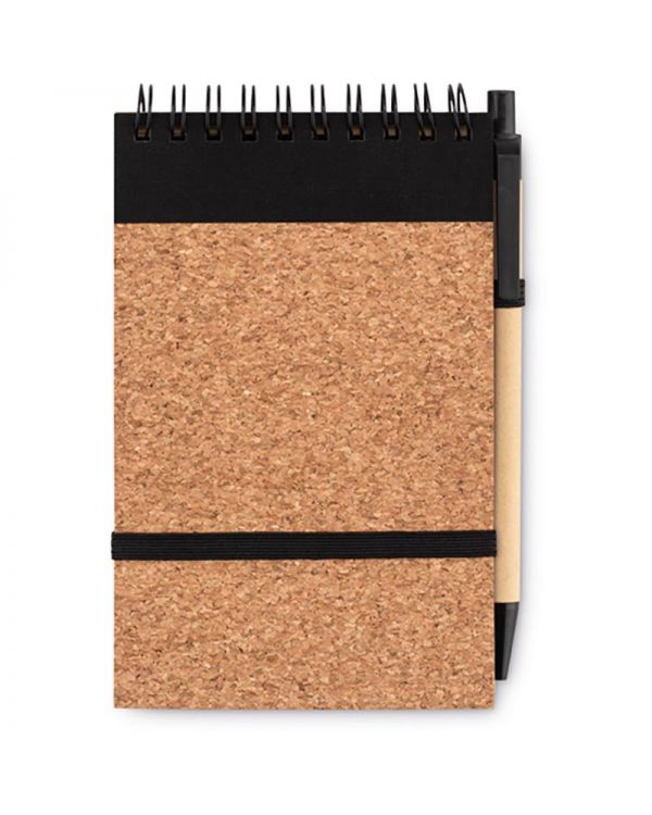 Sonoracork A6 Cork Notebook With Pen