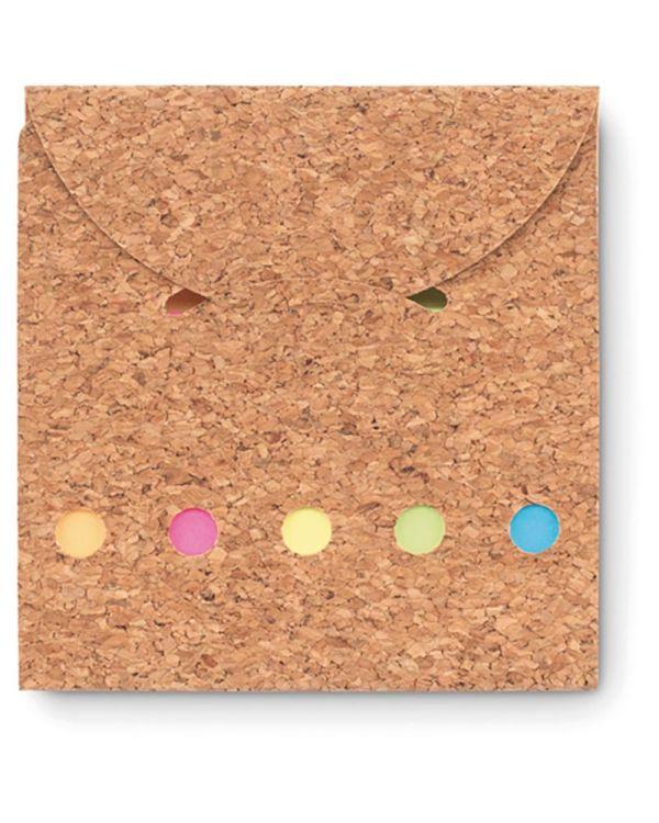 Foldcork Cork Memo Pad