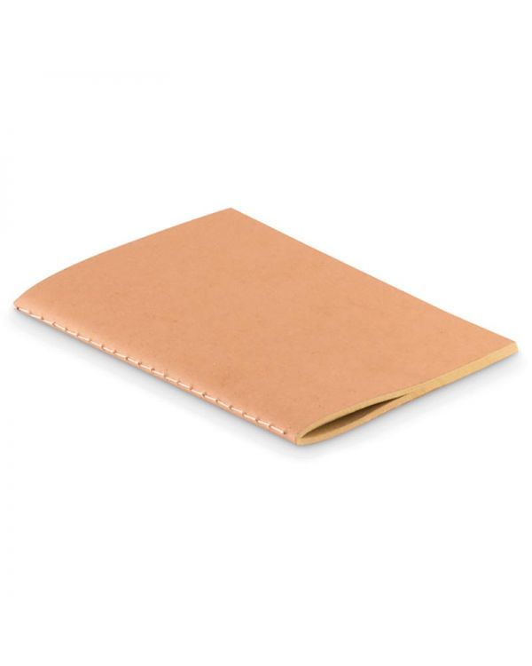 Mini Paper Book A6 Notebook In Cardboard Cover