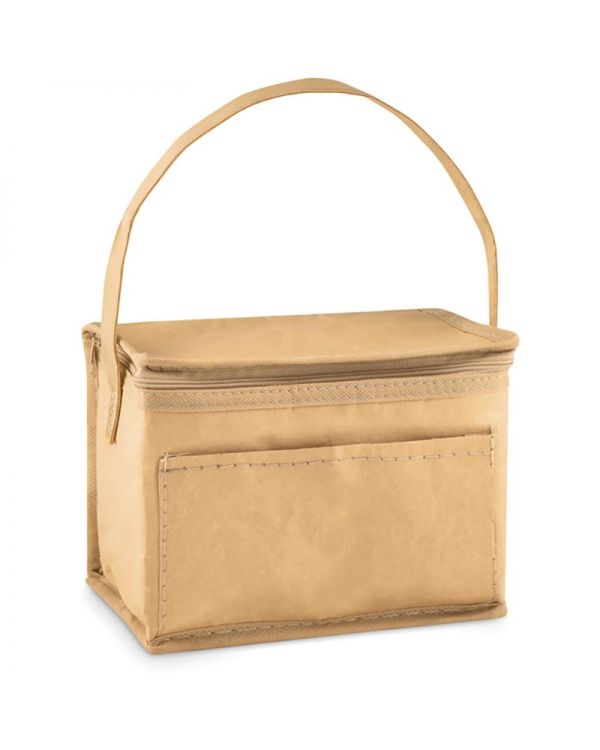Papercool 6 Can Woven Paper Cooler Bag