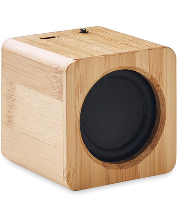 Audio Bamboo Wireless Speaker