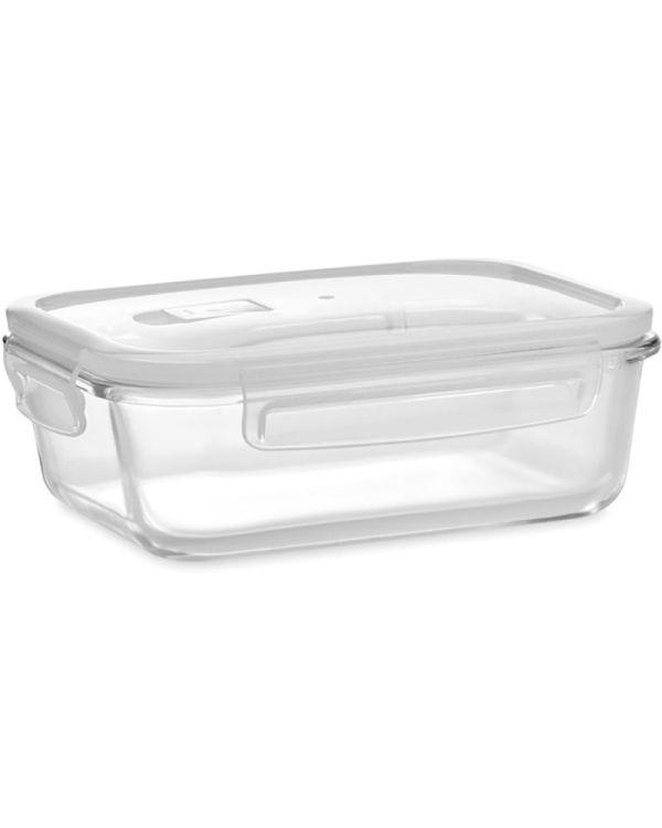 Praga Lunchbox Glass Lunchbox & PP Lid 900ml