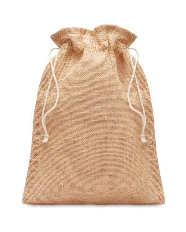 Jute Medium Jute Gift Bag 25 X 32cm