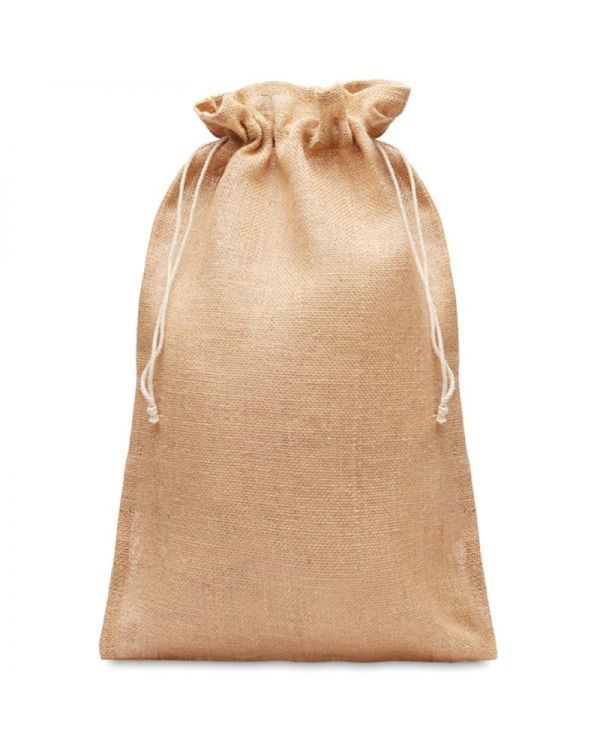 Jute Large Jute Gift Bag 30 X 47cm