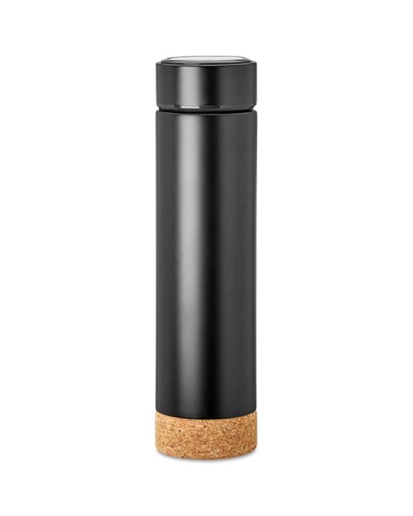 Pole Cork Double Wall S/S Bottle 500 ml