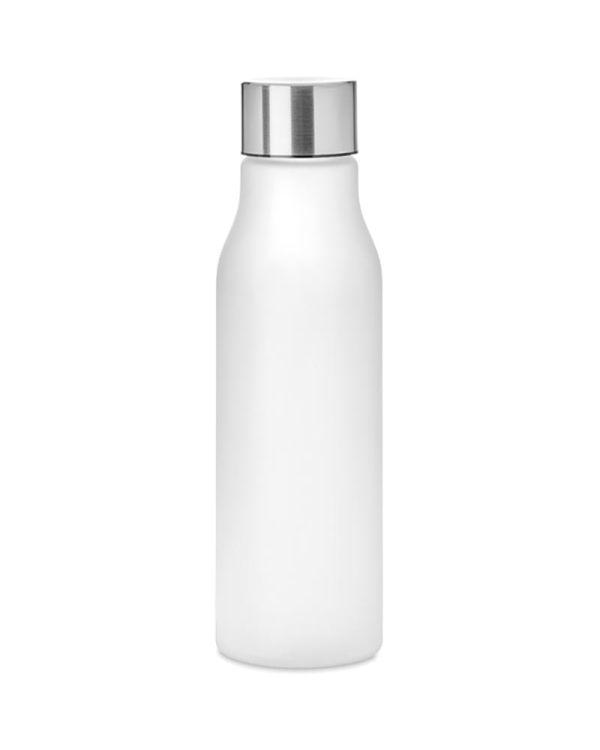 Glacier RPET Bottle With S/S Cap 600ml