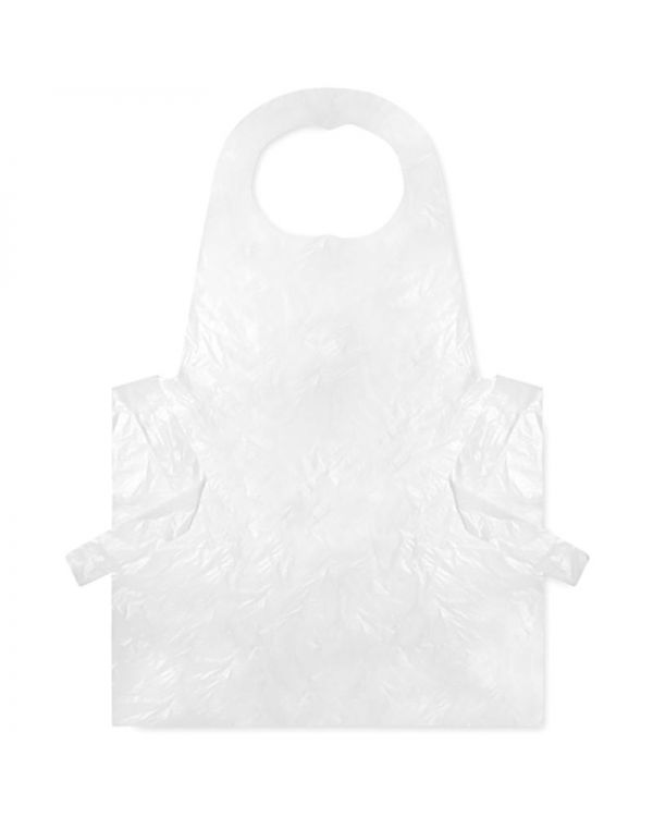 Apronbag 100 Disposable Aprons In Bag