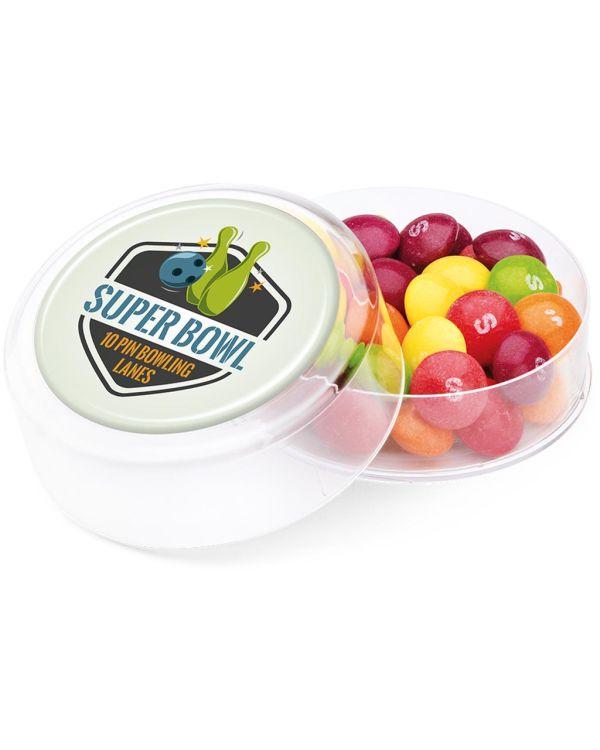 Maxi Round Pot - Skittles