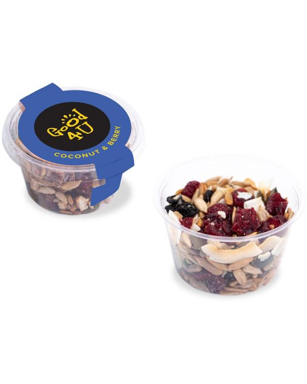 Eco Range - Eco Maxi Pot - Coconut & Berry Snacks