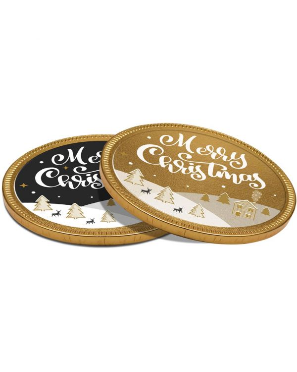 Winter Collection 2020 - Chocolate Medallion - 125mm