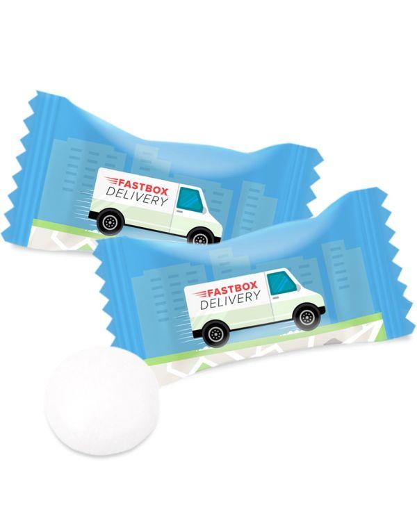Kalfany - Individually Wrapped - Mentos Gum