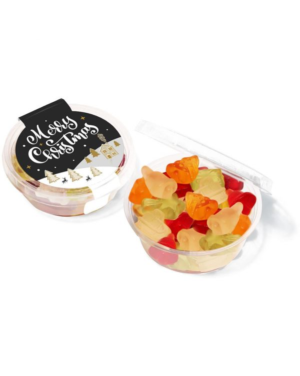 Winter Collection 2020 - Eco Midi Pot - Kalfany Christmas Fruit Gums