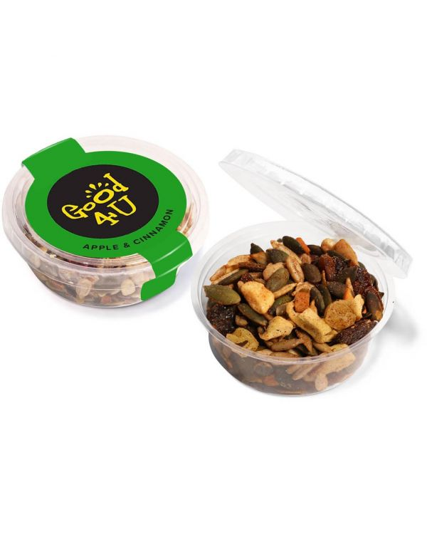 Eco Range - Eco Midi Pot - Apple & Cinnamon Snacks
