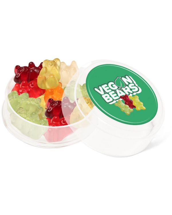 Mini Round - Kalfany Vegan Bears
