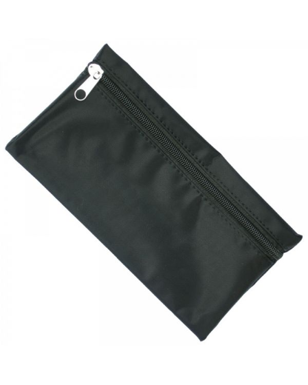 Nylon Pencil Case - Available in 6 stock colours