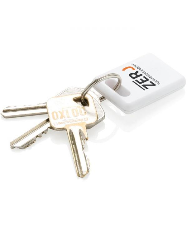 Square Key Finder 2.0, White