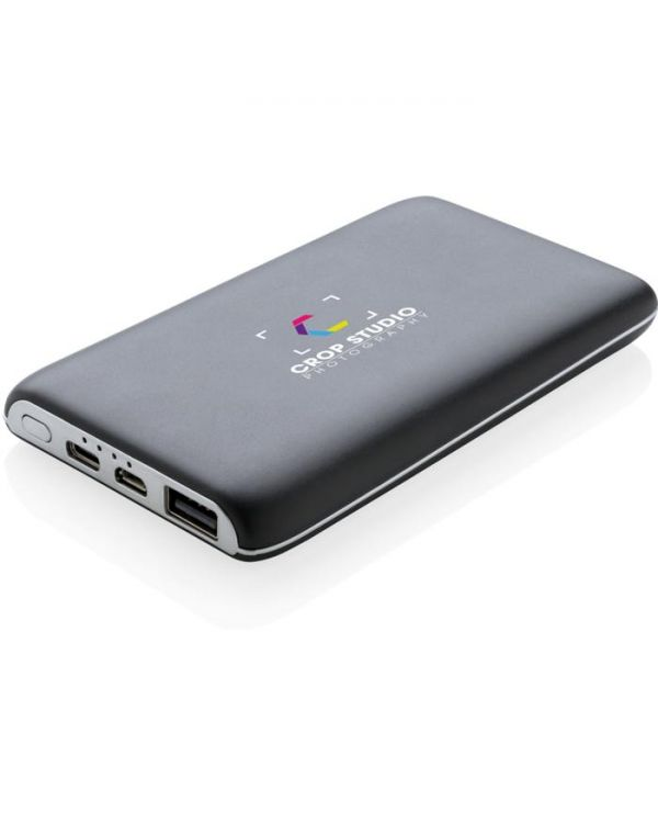 4,000 mAh Wireless Powerbank With Suction Pads