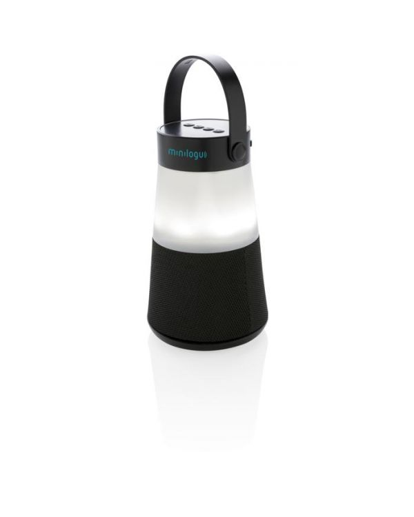Wireless Speaker With Mood Light