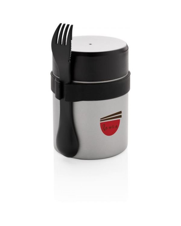 Bogota Food Flask With Ceramic Coating