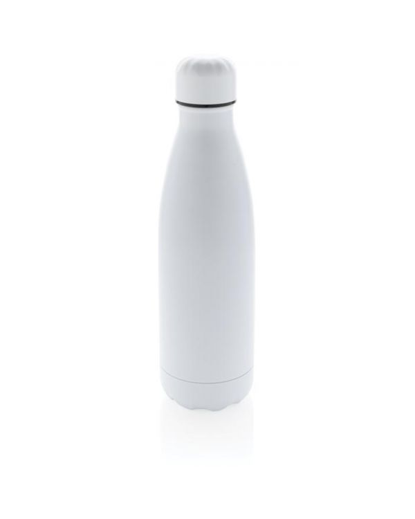 Solid Colour Vacuum Stainless Steel Bottle