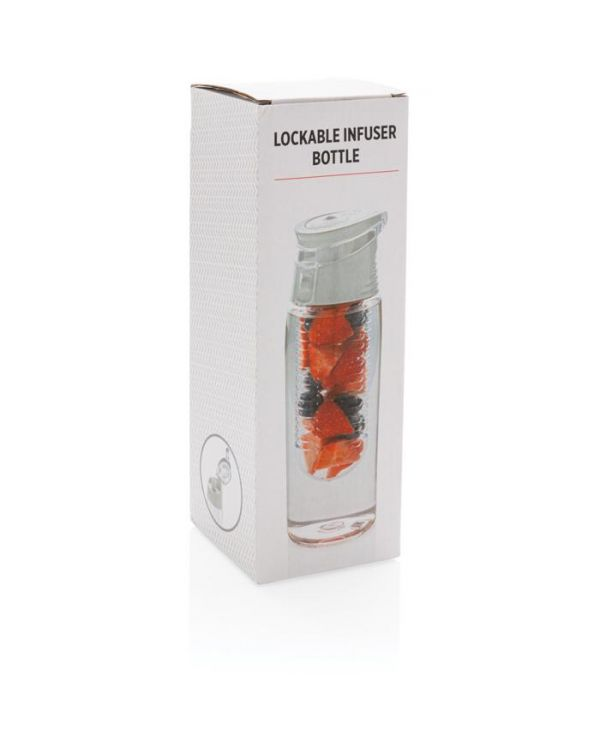 Lockable Infuser Bottle