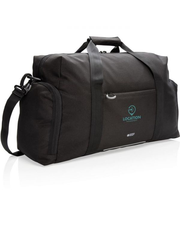 Swiss Peak RFID Work And Sports Duffle PVC Free