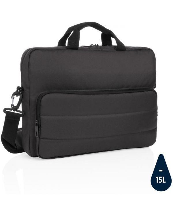 "Impact Aware RPET 15.6""Laptop Bag"
