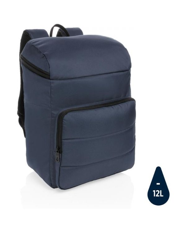 Impact Aware RPET Cooler Backpack