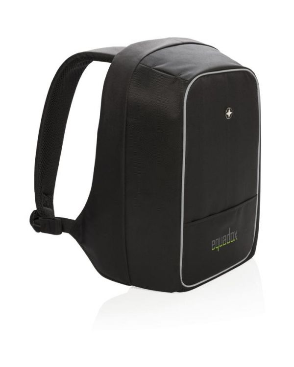 Swiss Peak Anti-Theft 15.6 Inch Laptop Backpack
