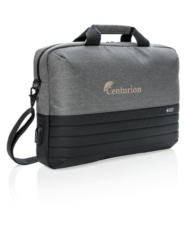 Swiss Peak RFID 15.6 Inch Laptop Bag