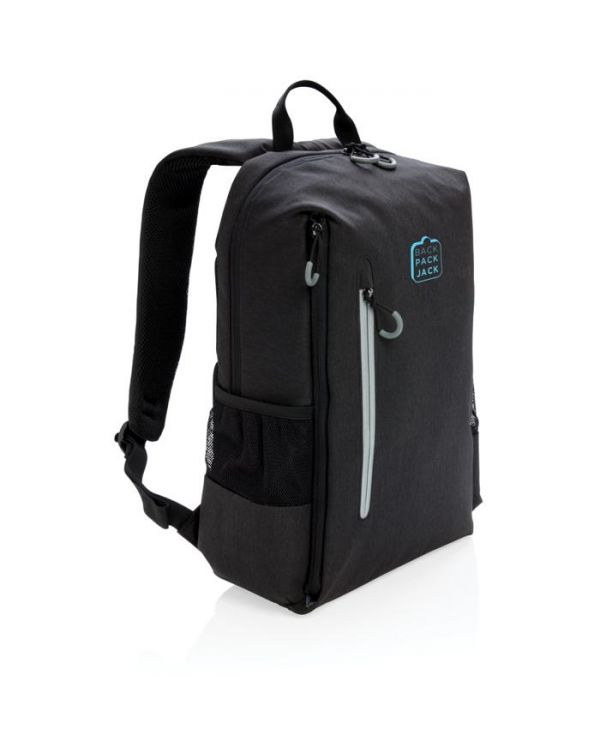 Lima 15 Inch RFID And USB Laptop Backpack