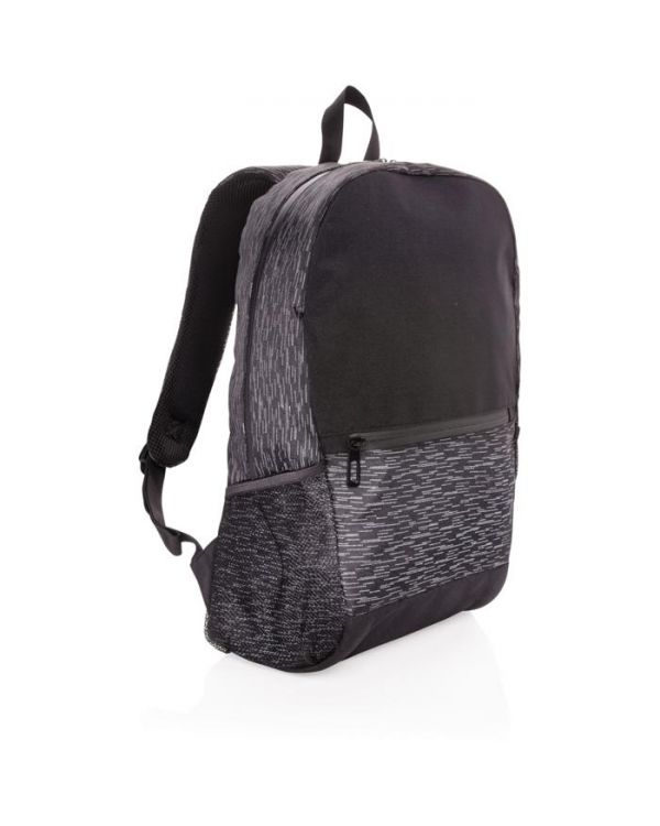 Aware RPET Reflective Laptop Backpack